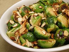 roasted maple dijon brussel sprouts