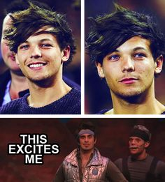 Louis Tomlinson + Starkid Productions = too much awesome for one picture