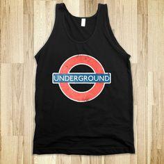 The London Underground (Vintage)