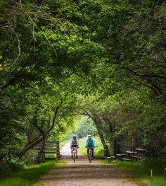 Wabash Trace Nature Trail, Council Bluffs, Iowa