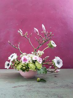 kukkakurssi-kukkakulho-hilmala Crown, Plants, Jewelry, Corona, Jewlery, Jewerly, Schmuck, Jewels, Plant
