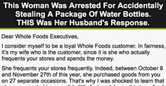 """Dear Whole Foods executives: I consider myself to be a loyal Whole Foods customer. In fairness, it's my wife who is the customer, since it is she who actually frequents your stores and spends the money. """"Frequent"""" is an appropriate word to use, because she frequents your stores frequently. Indeed, between October 8 and November …"""