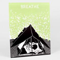 Nikki McClure - Breathe