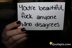 what is beautiful quotes