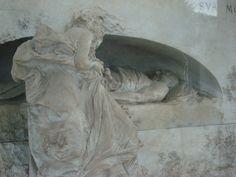 Cimitero di Borgo San Dalmazzo (Cuneo) Tomba dell'ing. Sebastiano Grandis, esimio progettatore del primo tunnel sotto le Alpi: il Frejus, inaugurato nel 1871