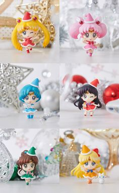 """sailor moon"" ""sailor moon merchandise"" ""sailor moon toys"" ""sailor moon figures"" ""sailor moon crystal"" ""petit chara"" christmas anime japan figure shop"