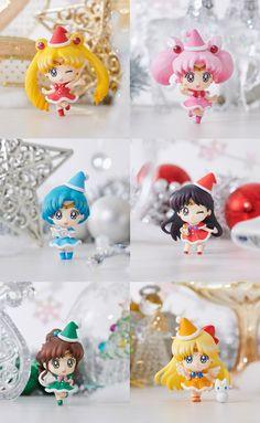 """""""sailor moon"""" """"sailor moon merchandise"""" """"sailor moon toys"""" """"sailor moon figures"""" """"sailor moon crystal"""" """"petit chara"""" christmas anime japan figure shop"""