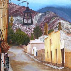 imagenes de paisajes norteños - Buscar con Google Landscape Art, Diy And Crafts, Illustration Art, Illustrations, Watercolor, Mansions, House Styles, Painting, Decor