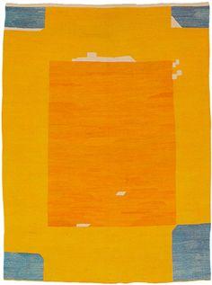 UNTITLED - CONF 112 Josef Herman Size 2.74 × 1.83m (9 × 6) Weave Handwoven Flatweave Materials Handspun Anatolian wool & mohair  | Christopher Farr