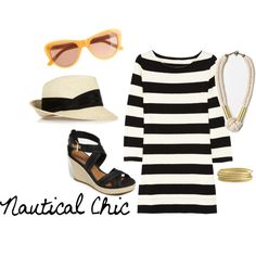 Nautical Chic, created by elysemarie710