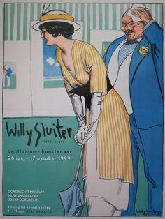 Willy Sluiter - Gentleman - 1999