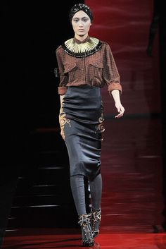 Etro | Fall 2010 Ready-to-Wear Collection | Style.com