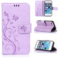 Flip Cover Leather Card Holder Wallet Stand Case For iPhone 5S/6S/7Plus I0039   Cell Phones & Accessories, Cell Phone Accessories, Cases, Covers & Skins   eBay!