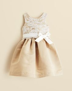 41e99cdfc05 US Angels Infant Girls' Lace Overlay Dress - Sizes 12-24 Months Kids -  Special Occasion - Bloomingdale's