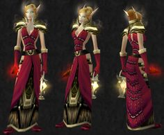Cloth/Priest only. Set revolved around 'Felcloth Robe', request.[View items on WoWhead!] Head: [Gladiator's Satin Hood]Shoulder: [Gladiator's Satin Mantle]Chest: [Felcloth Robe]Hands: [Gloves of the Hypnotic Flame]Waist: [Cincture of Polarity]Legs: [Black Mageweave Leggings]Feet: [Ruby Slippers]Weapon: [Wastewalker Shiv]Off hand: [Lamp of Peaceful Radiance]