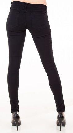 c9b08fbb266f8 Flying Monkey Jeans JL51 Black Jegging NWT Sz 25 26 27 28 29 30 31 BEST  JEAN! | eBay