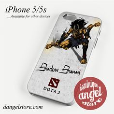 Dota 2 Shadow Shaman Phone case for iPhone 4/4s/5/5c/5s/6/6 plus