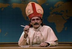 Just in time for the 40th anniversary of Saturday Night Live, a rollickingly updated edition of LIVE FROM NEW YORK with nearly 100 new pages covering the past decade Father Guido Sarducci (Don Novello)