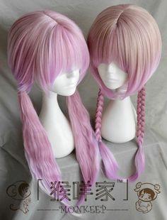 Wigs. Haha cute