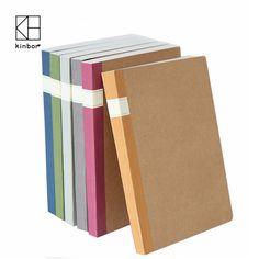 Barato Kinbor A5 Notebook Filler Papers 6 Estilos 144 Folhas de Alta Qualidade Kraft Caderno Material Escolar Diário Substituir Notebook Correspondência, Compro Qualidade Cadernos diretamente de fornecedores da China: