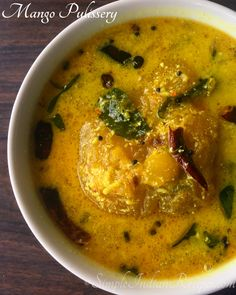 Easy Indian Recipes, Ethnic Recipes, Vegetarian Gravy, Curry Leaves, Okra, Love Food, Mango, Clean Eating, Spices