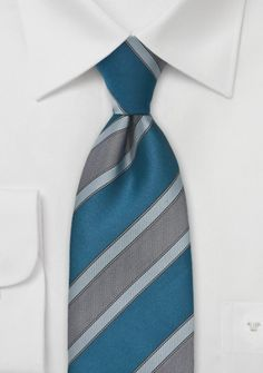 3c4e620d5806 Businesskrawatte raffiniertes Streifen-Dessin dunkeltürkis Blue Bow, Blue  Ties, Teal Blue, Black