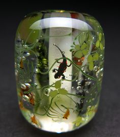 Amazing lampwork glass