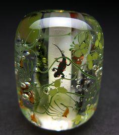 Amazing lampwork glass