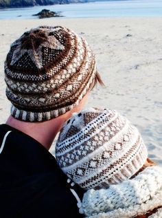 Fitful Head hat: Knitty Winter 2012