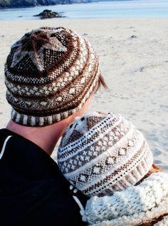 Fitful Head hat: Knitty Winter 2012