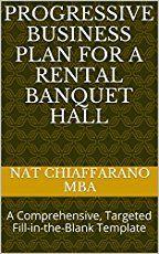 A Sample Bounce House Rental Business Plan Template - Banquet hall business plan template