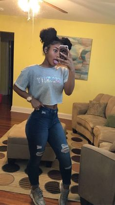 Great Photographs Back to School-Outfit black girl Thoughts, Cute Swag Outfits, Dope Outfits, Trendy Outfits, Summer Outfits, Teen Winter Outfits, Teen Fashion Outfits, Outfits For Teens, Girl Outfits, Black Girls Outfits