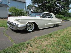 Ford : Thunderbird n/a 1960 Thunderbird - http://www.legendaryfind.com/carsforsale/ford-thunderbird-na-1960-thunderbird/