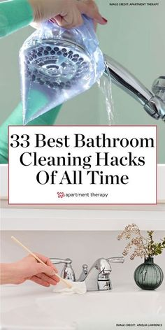 Minimalist Home Interior These are the 33 best bathroom cleaning hacks of ALL time. Home Interior These are the 33 best bathroom cleaning hacks of ALL time. Bathroom Cleaning Hacks, Diy Cleaning Products, Cleaning Solutions, Deep Cleaning, Cleaning Tips, Cleaning Routines, Apartment Hacks, Apartment Living, Apartment Therapy