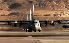 C-130.  They are named 'Hercules' for a reason.