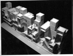 c+a coelacanth and associates,Kazuhiro Kojima + Kojima lab. and Magaribuchi lab. hanoï, Space Block Hanoi Model