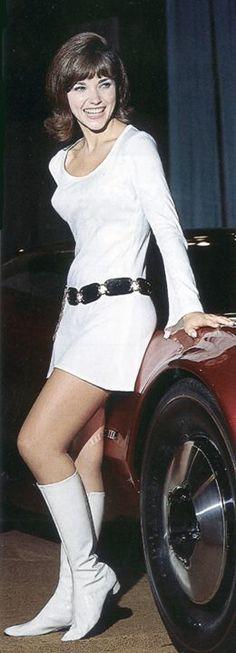 Ms Dodge Fever Girl Cheryl Miller