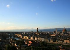 Florence viewed from Piazzale Michelangelo, Copyright @ The Daydreaming Tourist www.thedaydreamingtourist.com