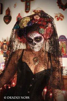 Deadly is the Female: Celebrate Halloween & Dia de los Muertos with Deadly!