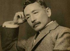 Novelist Natsume Soseki, 1912 by Ogawa Kazumasa