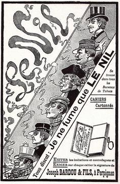 Le Nil Papier à cigarettes Le Nil, Tobacco Shop, Notebook