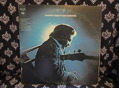 Johnny Cash at San Quentin Record LP Album