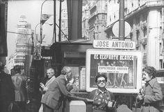 Cuando la Gran Vía era José Antonio