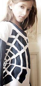 El hada de papel: Camisa Halloween / Halloween shirt / Halloween Hemd