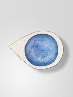 André Borderie; Glazed Ceramic Vessel, c1960.
