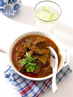 Rogan Josh, or, Kashmiri Lamb Curry