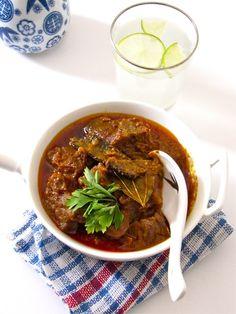 Rogan Josh, or, Kashmiri Lamb Curry