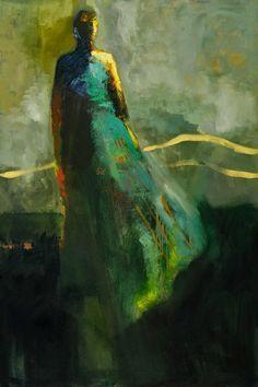 Paintings by Artist Kathy Jones | figurative art | Pinterest