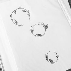 Some feminine circles! They are available FOR SALE. Small prices, send me a…