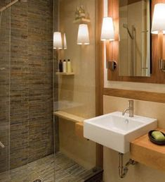 20 Extraordinary Wooden Touch For Bathroom Decorating Ideas | Archishere